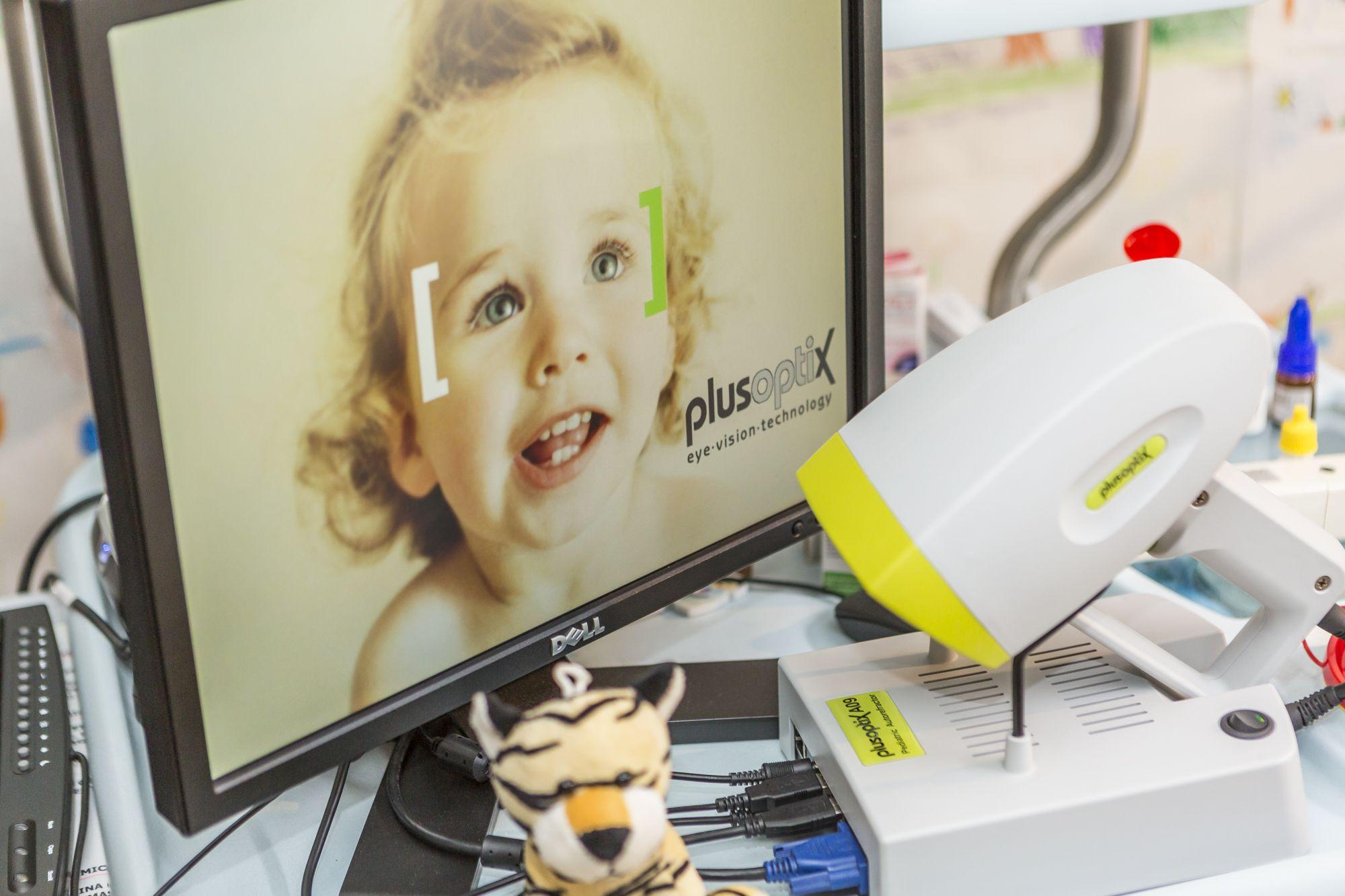 1. Oftalmología infantil en O Carballiño