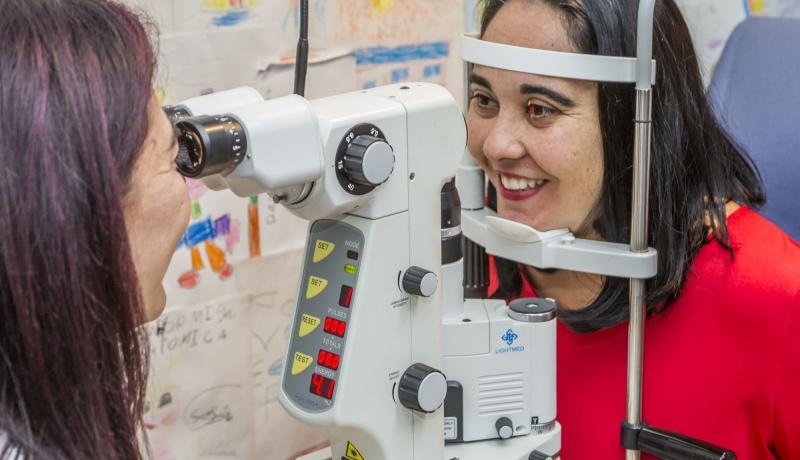 3. Servicios oftalmológicos en O Carballiño